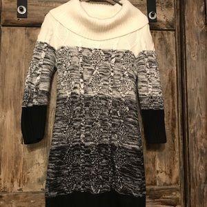 💥Classy! Sandra Darren Sweater Knit dress size M